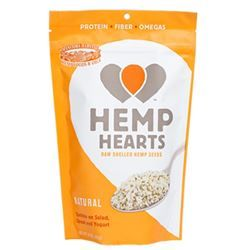Hemp Seed (Hemp Hearts) Shelled Natural Non-GMO - 16 oz / 454 g *** CLEARANCE BEST BEFORE MARCH 2019 ***
