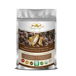 Raw Criollo Cacao Nibs, 250 g. - Peruvian Harvest