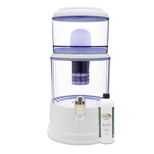 The Mountain Spring Water Filtration System - BPA Free