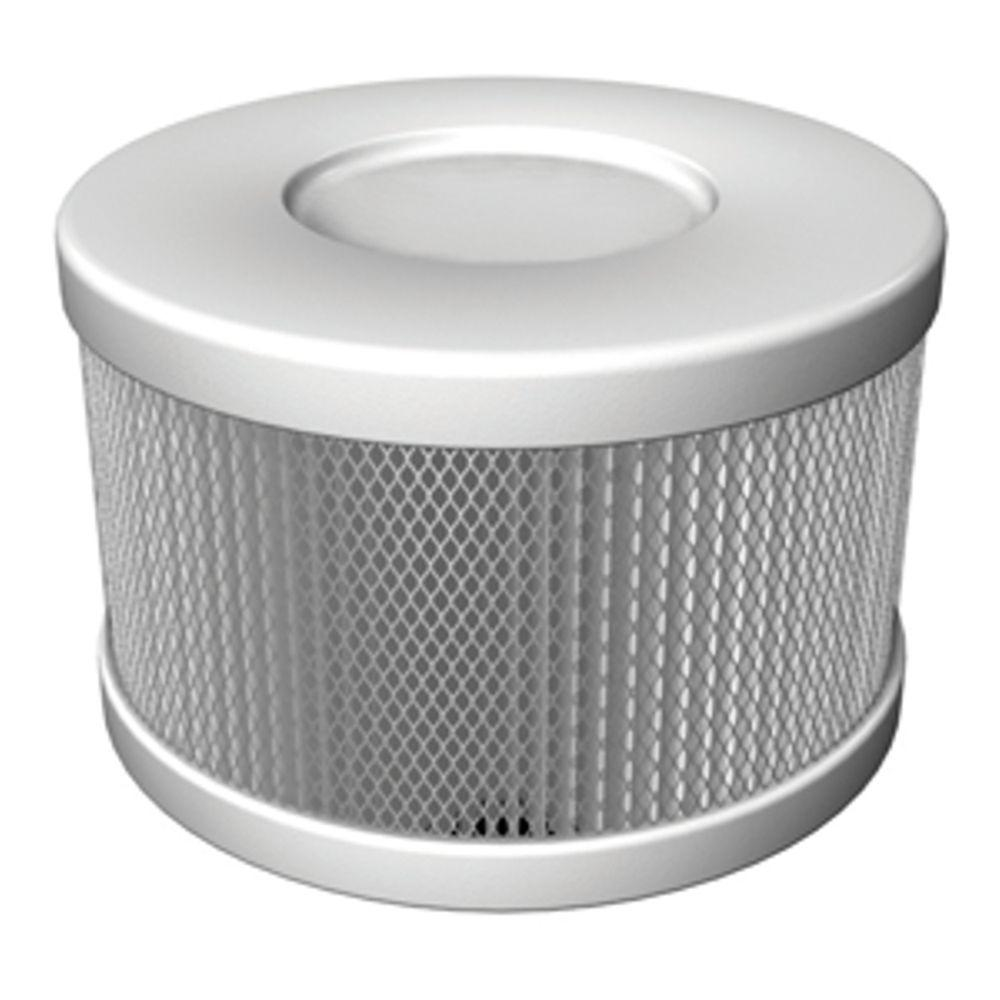 Roomaid Hepa Snap On Replacement Filter  White  By Amaircare
