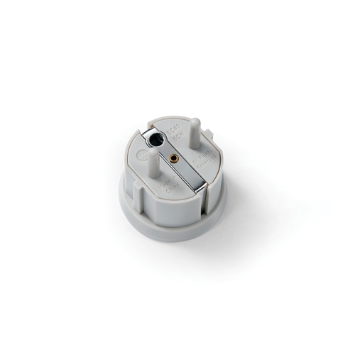 Earthing Outlet Adapter Europe