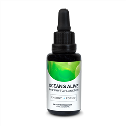 Oceans Alive Marine Phytoplankton (30 ml) - Activation