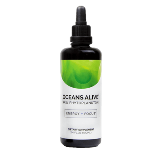 Oceans Alive Marine Phytoplankton (100 ml) LARGE BOTTLE - Activation