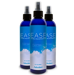 Magnesium Ease- 3 PACK (3 x 250 ml Bottles) - Activation