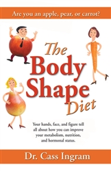 The Body Shape Diet by Dr Cass Ingram