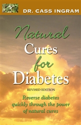 Natural Cures for Diabetes by Dr. Cass Ingram