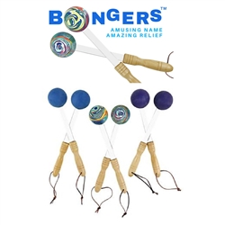 Bongers - (One Pair) Ancient Oriental Massage Tool (Pick Your Colour)