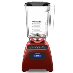 Blendtec Classic 575 - Poppy Red
