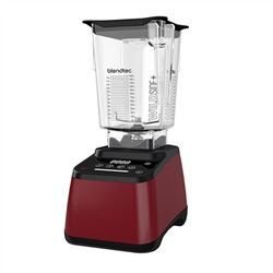 Blendtec Designer 625 - Pomegranate Red