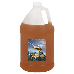Blue Agave Nectar - Light - 1 gallon (Certified Organic) - Bluava