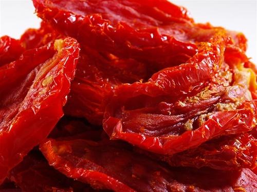 Upaya Naturals Sun Dried Tomatoes 1lb Bag Raw Organic