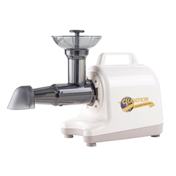 Champion Juicer - Household Model 4000 - White