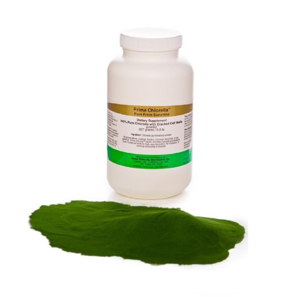 Upaya Naturals Chlorella Prime Powder 227g 0 5lb