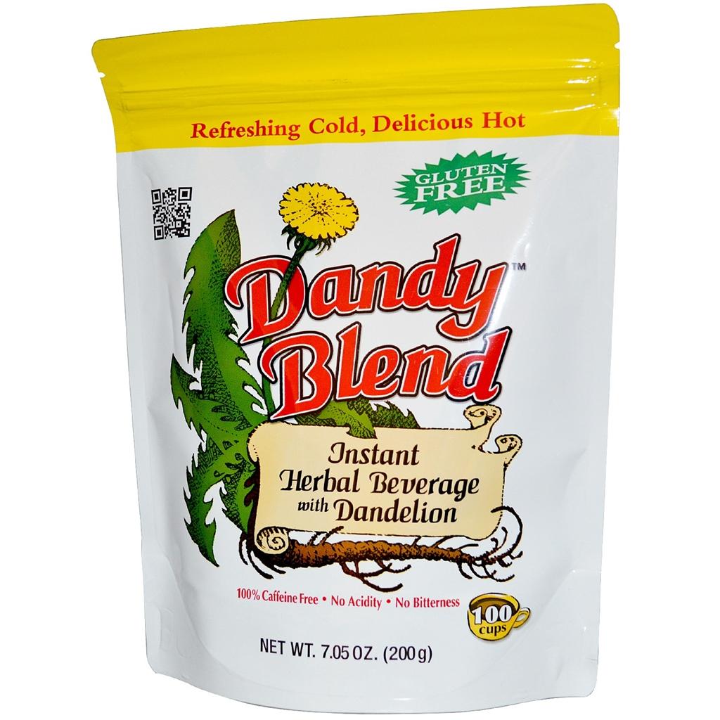 Dandy Blend 7 05 Oz Bag Instant Herbal Beverage With