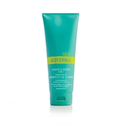 doTERRA® SPA Hand & Body Lotion - doTerra *** CLEARANCE BEST BEFORE AUGUST 2019 ***