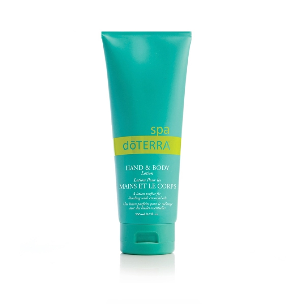 Doterra Spa Hand Body Lotion Kefir
