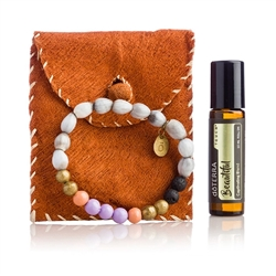 Uganda bracelet with Beautiful Touch 10ml (Roll-on) - doTerra