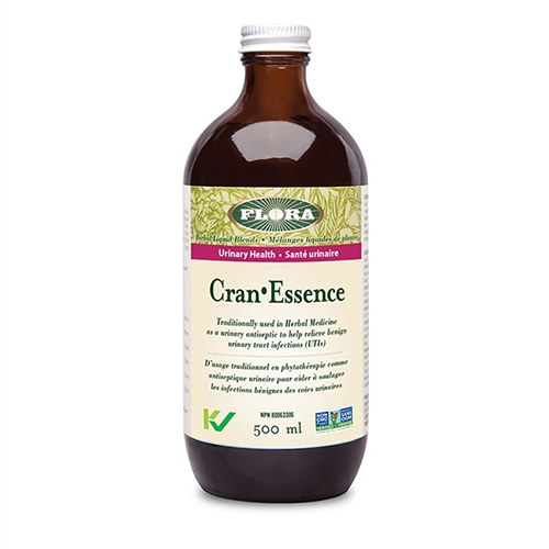 Cran-Essence (500 ml) - Flora *** CLEARANCE BEST BEFORE FEBRUARY 2019 ***