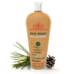 Pine Shale Shampoo - 16oz (Raw, Vegan, Organic, Air Element) - Morrocco Method