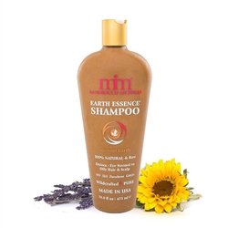 Earth Essence Shampoo - 16 oz (Raw, Vegan, Organic, Earth Element) - Morrocco Method