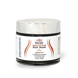 Mineral Mud Hair Mask - Morrocco Method