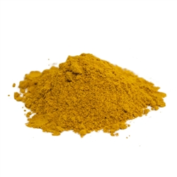 Turmeric (Curcumin) Root Powder - BULK 2 lb bag (Raw, Certified Organic)