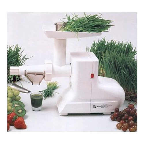 Electric Wheatgrass Juicer (MJ550) - Miracle Exclusives