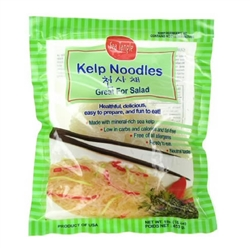 Kelp Noodles - (Raw) 16 oz/1 lb. NEW LARGER SIZE!