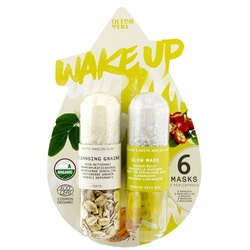 Organic DIY Face Masks - Wake Up