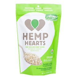 Hemp Seed (Hemp Hearts) Certified Organic Shelled - 12 oz / 340 g *** CLEARANCE BEST BEFORE JANUARY 2019 ***