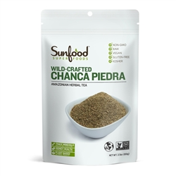 Chanca Piedra Tea 3.5-oz. bag (raw, non-GMO, kosher, gluten-free, vegan) - Sunfood