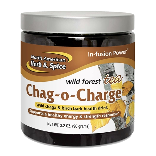 Chag-O-Charge - 3.2oz - Wild Forest Tea *** CLEARANCE BEST BEFORE FEBRUARY 2019 ***