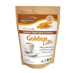 Wild TurmaLatte (formerly TurmaMilk) - Golden Latte Mix - 130g.