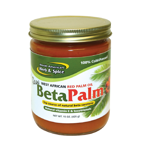 BetaPalm, 15 oz. - Sustainable - Best Source for Vitamin A - North American Herb & Spice
