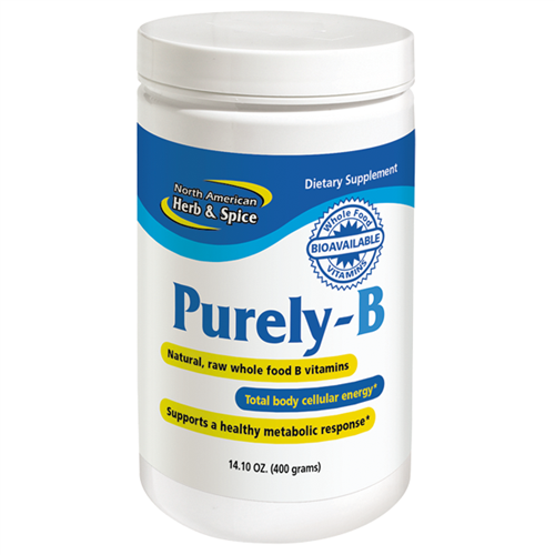 Purely-B, 400g - North American Herb & Spice