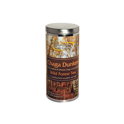 Chaga Dunkers (Chaga Tea Bags), 12ct - North American Herb & Spice ***CLEARANCE BEST BEFORE JULY 2021***