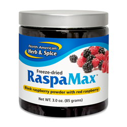 RaspaMax - 3 oz - North American Herb & Spice