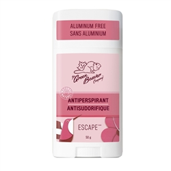Aluminum-Free Natural Deodorant Stick, Escape. (24 HR, 60 g.)- Green Beaver