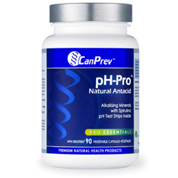CanPrev ph-Pro - 90 Veg Caps ***CLEARANCE BEST BEFORE JANUARY 2021***