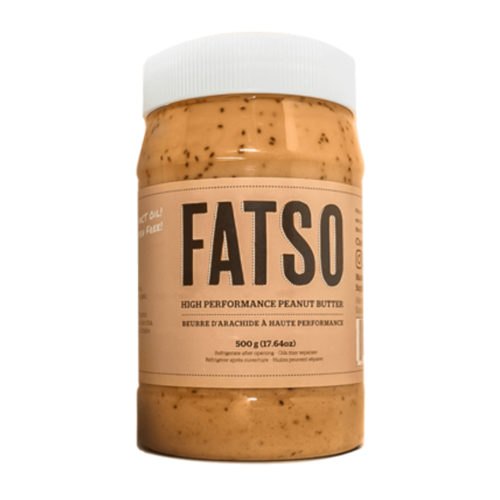 Fatso - High Performance Peanut Butter - 500g