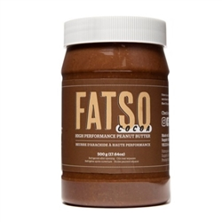 Fatso - High Performance Cocoa Peanut Butter - 500g