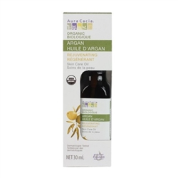 Aura Cacia Organic Argan Oil - 30ml (Spray top)