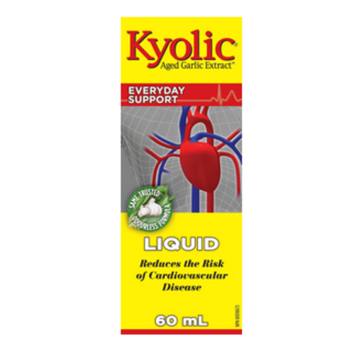 Kyolic Liquid Aged Garlic Extract - 60ml