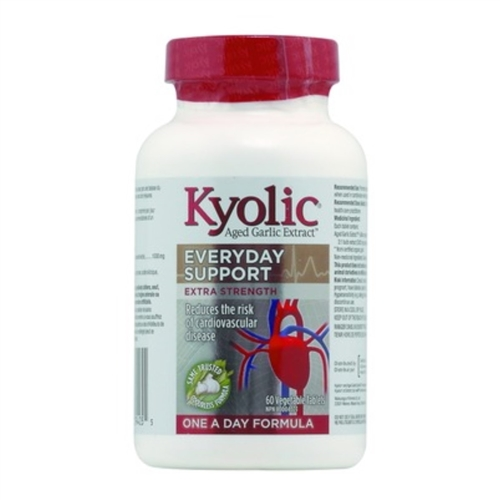 Kyolic Once-A-Day Support - 1000mg / 60 caps