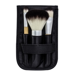 Urban Spa - Beautiful Bamboo Brush Kit
