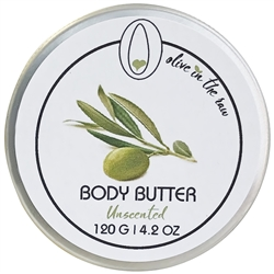 Body Butter - Unscented 120g. - Rallis