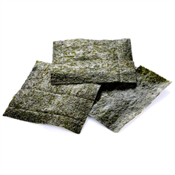 Raw Nori Sheets 50 Pack