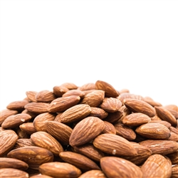 California Almonds Unblanched Whole (Raw, Organic) - 5lbs