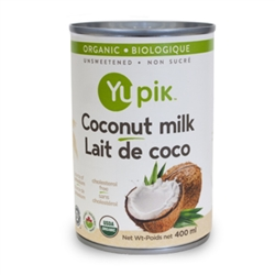 Coconut Milk 18% (Organic) - 400ml