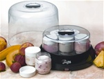 Yolife Yogurt Maker - Make your own fresh yogurt in 8-12 hours.